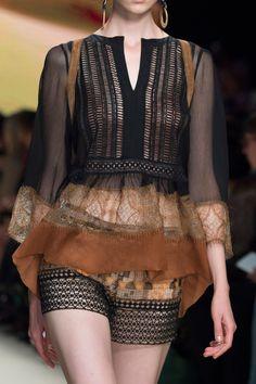 Alberta Ferretti at Milan Fashion Week Spring 2016