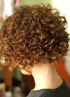 Más de 25 ideas súper cortes de pelo para cabello naturalmente rizado