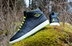 Air Jordan 1 Retro 94 Venom Green (631733-030)