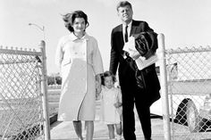 The JFKs at the airport