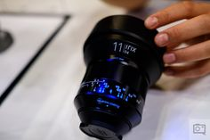 Irix 11mm f4 Ultra Wide Angle Lens For Full Frame DSLRs Has Markings That Glow In The Dark