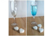 The BEST gender reveal photos ever! - Alcohol free fizz - goodtoknow