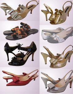 A designer de calçados, Constança Basto, é especialista em criar modelos com diversos tipos de laços. E como laços estão super na moda, eu selecionei alguns modelos desta coleção. Aqui no Rio de Janeiro, podemos encontrar lojas dela no Fashion Mall, Shopping Leblon, Rio Design Leblon, Shopping da Gávea e Shopping Rio Sul. Além das …