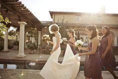 Clos Pepe Vineyards Santa Barbara - who can resist getting married at a winery?!