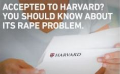 What if Prospective Students Chose Their College Based on How it Handles Rape?