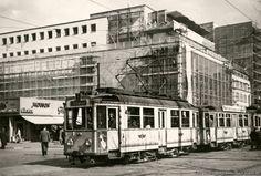 Bilderbuch Köln - Straßenbahn Linie 1 nach Bickendorf