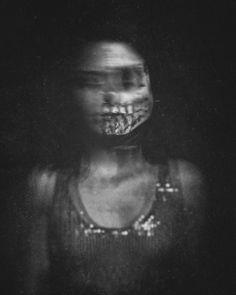 """Día de Muertos"" — Photographer: Justin Rosenberg - JSR Photo Makeup: Jared Ross Model: Charity S."