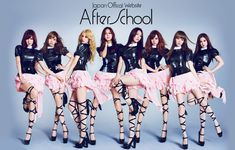 After School's DIVA ( #afterschool #as #kpop )