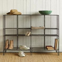 STOREWELL LOW SHELF STORAGE SHELVES