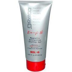 Giovanni Magnetic Styling Gel (1x6.8 Oz)