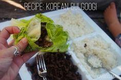 Recipe: Authentic Bulgoogi (Korean BBQ Beef) Baby Food Recipes, Great Recipes, Dinner Recipes, Cooking Recipes, Favorite Recipes, Cooking Ideas, Recipe Ideas, Yummy Recipes, Food Ideas