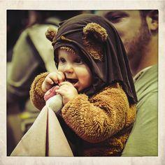 les ewoks - Quand les enfants se déguisent pour Halloween  sc 1 st  Pinterest & 24 DIY Halloween Costumes for Kids to Make | Pinterest | Ewok ...