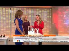 Osmotics Blue Copper products recommended on The Today Show in January 2013 :)