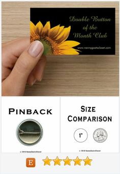 Everyone loves pinback buttons and The Double Button of the Month Club is the perfect subscription for yourself or to give as a gift and a super fun way to build up your Flair collection. You will receive two, one inch buttons of our choice once a month for 'twice the fun' during the subscription plan! #pinbackbuttons #monthlybox #mysterybox #subscriptionbox #flair