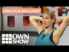 Neck Pain Relief Exercise At Home DIY | #OWNSHOW | Oprah Winfrey Network