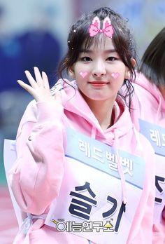 Kpop Girl Groups, Korean Girl Groups, Kpop Girls, Park Sooyoung, Type Of Girlfriend, Rapper, Kang Seulgi, Red Velvet Seulgi, Kim Yerim