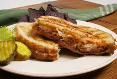 Use up that leftover St. Patrick's Day corned beef with this great Reuben sandwich recipe . Loaded with corned beef, Swiss cheese, and sauerkraut, this sandwich is packed with bold flavor. Grilling...