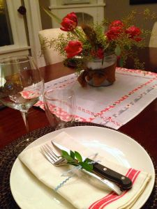Spending Valentine's Day at home this year? Get ideas and recipes on www.soupbowlrecipes.com