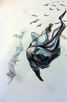 Batman by Frederic Pham Chuong