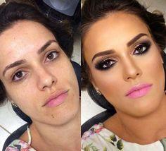 o poder da maquiagem certa