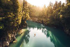 De roze gloed van het zuiderlicht, smaragdgroene meren en ontzettend heldere nachten. Deze fotograaf maakte een droomreis naar Nieuw-Zeeland en kwam terug met een prachtige fotoserie.