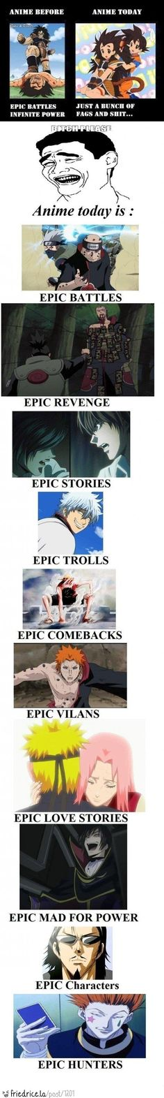Wait naruto and sakura is epic love story seriously?!?! This have to be a joke. Im just pinning this cause im mad.