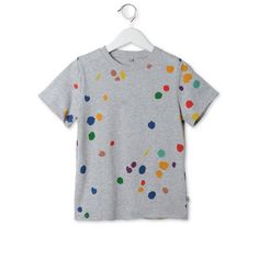 Shop the Arlo Splat Print T Shirt by Stella Mccartney Kids at the official online store. Discover all product information.
