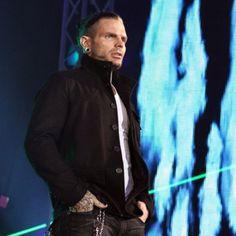 Jeff Hardy....bad boy