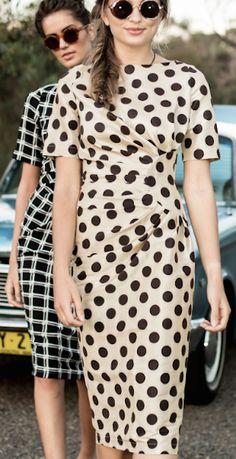 cute patterned shift dresses http://rstyle.me/n/ndjm5r9te