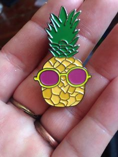 Thomas Jack Tropical House Pineapple Pins :D Heady by THCMerch