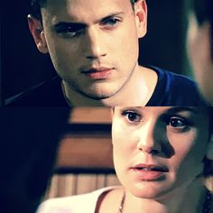 After learning that Sara is not dead, Michael manages to find her. #PrisonBreak #4x1 #Scylla