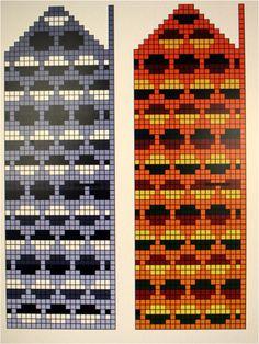 Megetar: Kirjoneulelapaset Knitting Charts, Knitting Patterns, Capes For Kids, Mittens, Knit Crochet, Cross Stitch, Quilts, Blanket, Crafts