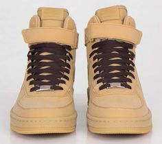 """competitive price bbce4 f9a20 Nike Air Force 1 Downtown Hi QS """"Gum"""""""