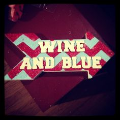 Pi Beta Phi crafting.... So cute! I randomly came across this! (Also one of my favorite past times)