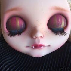 Blythe custom #105 commission