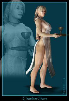 Chamber Slave by Gorean-Art