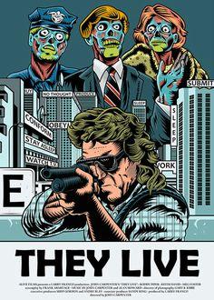 John Carpenter - They Live (1988)