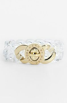 MARC BY MARC JACOBS 'Turnlock - Candy' Small Bracelet
