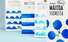 Milk From Finland – Packaging For Arla Design By Tuukka Tujula Ii