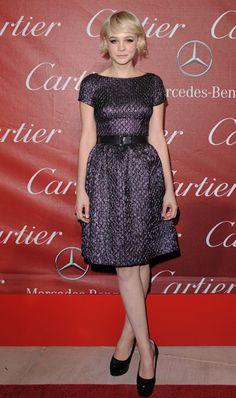 Carey Mulligan in Prada