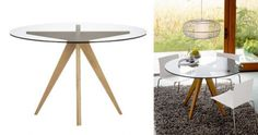 Teepee Dining Table — Dining Tables -- Better Living Through Design