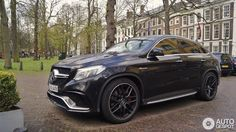 Mercedes-AMG GLE 63 Coupe - 28 april 2015 - Autogespot