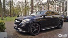 Mercedes-AMG GLE 63 Coupe - 28 april 2015 - Autogespot
