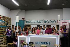Talleres gratuitos en #ABCSerrano #ABCgastroday #Ohmycup