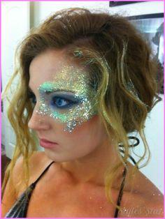 MAKEUP IDEAS HALLOWEEN DEAD FAIRY - http://stylesstar.com/celebrity-makeup-tutorial-2.html