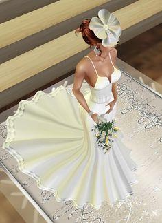 """Traditions Bridal Collection"" by ClaraRadhaKrish - IMVU - IMVU Creator - Weddings - Photo Stream"