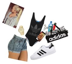 """""""Workout with My Girls!"""" by mikalscs ❤ liked on Polyvore"""