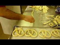 Ricette Dolci e Cucina - Biscotti di Pasta Frolla e Pasta Sfoglia : Trecce Ungheresi - YouTube