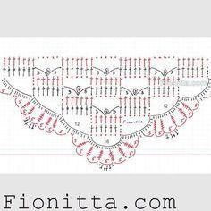 Poncho Crochet, Crochet Shawl Diagram, Crochet Wrap Pattern, Crochet Motifs, Crochet Wool, Crochet Shawls And Wraps, Crochet Stitches Patterns, Crochet Chart, Crochet Scarves