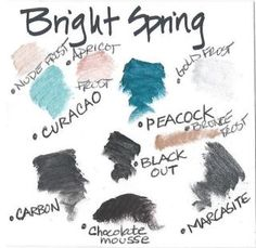 @Lydia Squire Ekin eyeliners for bright spring